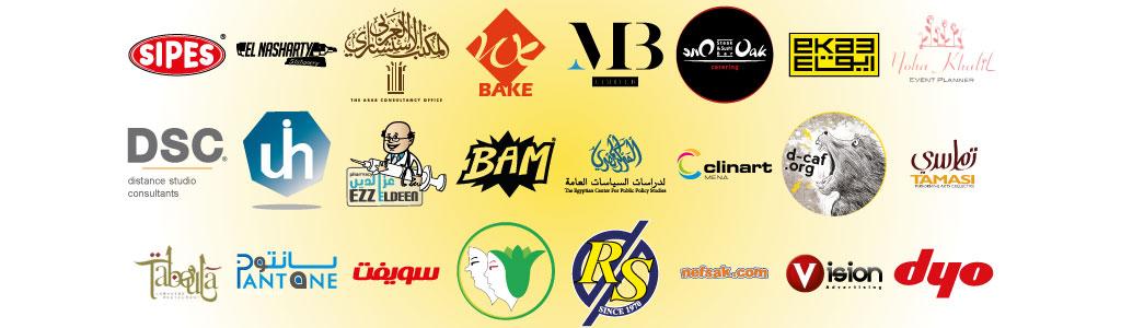 Qomsa network logos