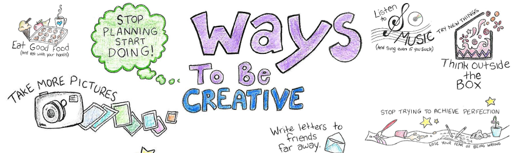 WaysToBeCreative